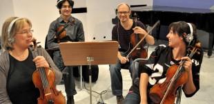 Stråkpålägg med Stockholm Session Strings.