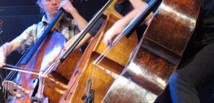 Norrköpings symfoniorkester i ett Ted Gärdestad-program våren 2009.